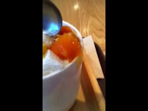 Dessert in Seoul Korea