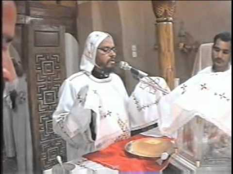 Holy Liturgy of Wednesday 10 11 2010 St. George Church Part III