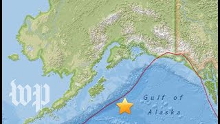 Tsunami alerts across Pacific Coast following earthquake - WASHINGTONPOST