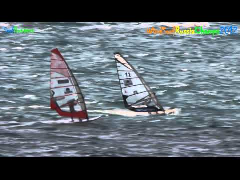 Formula#1 in Windsurfng Black Sea Cup 2012