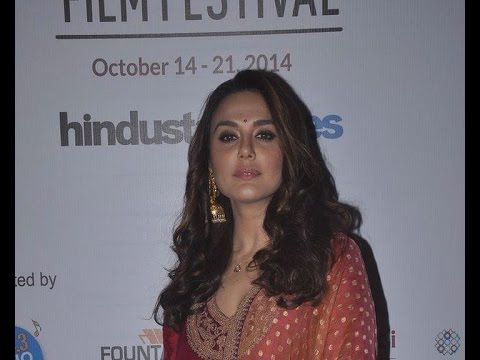 Preity Zinta reacts on her  molestation case