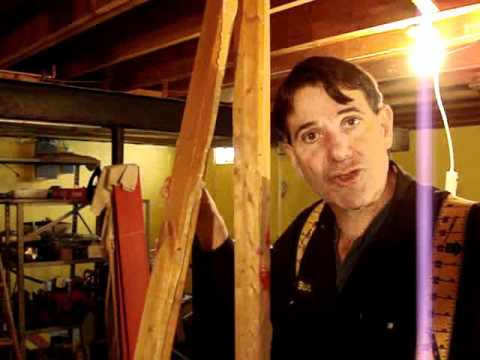 How to raise Sagging Floors - Mr. Hardware
