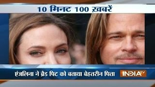 News 100  16/4/2014, 8:30 AM - INDIATV