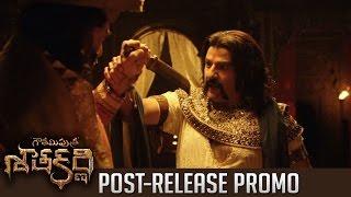 Gautamiputra Satakarni Movie Post Release Promo | Balakrishna | Shriya Saran | TFPC - TFPC
