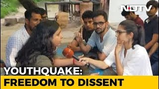 Youthquake: Freedom To Dissent - NDTV