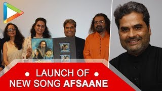 Full Uncut: Vishal Bhardwaj launches Hariharan's new song 'Afsaane' - HUNGAMA