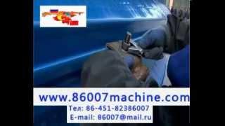 Оборудование для производства бескаркасных арочных ангаров