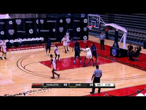 2012 AAU Boys Basketball 10th DI Final: BABC vs Team Charlotte