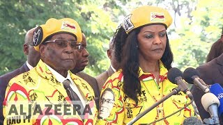 Zimbabwe war veterans rally to demand Mugabe step down - ALJAZEERAENGLISH