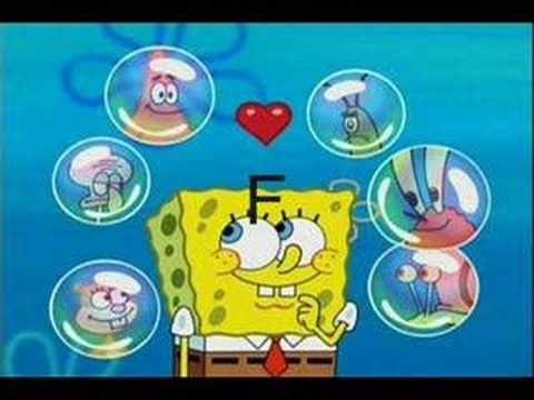 Spongebob & Plankton - F.U.N. song