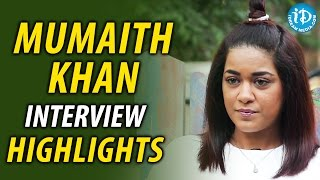 Mumaith Khan Interview Highlights || Talking Movies With iDream - IDREAMMOVIES