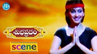 Subhapradam Movie Scenes - Manjari Phadnis Admits In Hospital || Allari Naresh || Sarath Babu - IDREAMMOVIES