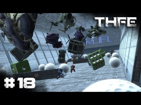 """Landslide"" [HD] - Halo Reach Forge Maps (THFE) - (Ep.18)"