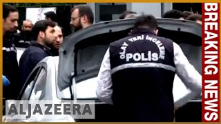 🇹🇷Khashoggi disappearance: Crime scene investigators leave Saudi consul's home |Al Jazeera English - ALJAZEERAENGLISH
