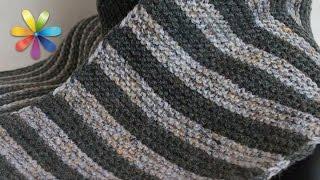 Тёплый шарф без спиц, который мы подарим зрителю! – Все буде добре. Выпуск 917 от 21.11.16