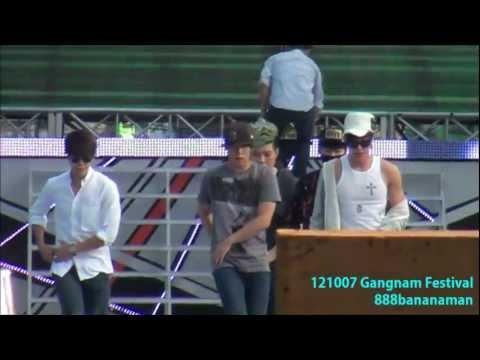 [fancam] 121007 Gangnam Festival 2012 Rehearsal Super Junior Focus Sungmin