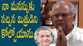 Kota Srinivasa Rao Gets Emotional Over Gollapudi Maruthi Rao Death | TFPC - TFPC