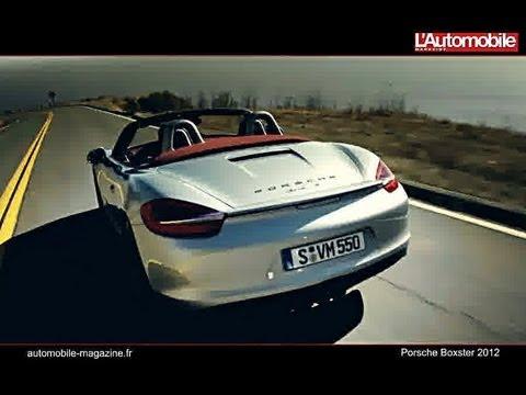 Porsche Boxster 2012 -KrcIvfl3SCY