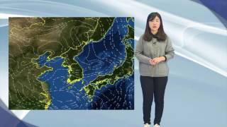 20170106_날씨해설 _ 주말강수전망