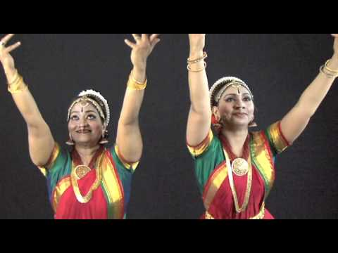 Bharatanatyam  Mangalam Ganesham deva o deva ganpati deva South Indian Classical Dances - Part 1