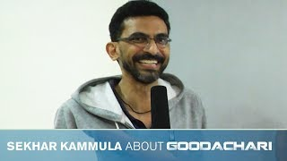 Director Sekhar Kammula About Goodachari Movie | Adivi Sesh | Sobhita Dhulipala | TFPC - TFPC