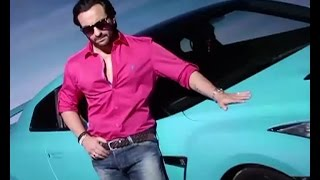 Saif Ali Khan Shows Off His Expensive Cars - IANSINDIA