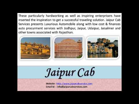 Jaipur Cab Services - Taxi, Cabs Services in Jaipur