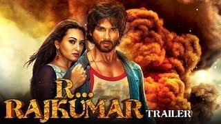 R...Rajkumar - Official Theatrical Trailer | Shahid Kapoor, Sonakshi Sinha, Sonu Sood