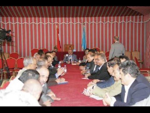 اللجنة العامة للمؤتمر تعقد اجتماعا وتحذر من أي استهداف للمؤتمر أو قياداته