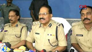 DGP Mahender Reddy Speaks to Media Over Election Arrangements | CVR News - CVRNEWSOFFICIAL
