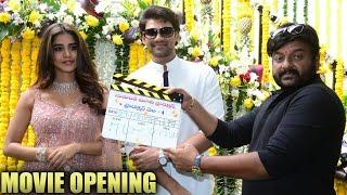 Bellamkonda Sai Sreenivas #BSS8 Movie Opening Video | Nabha Natesh | Director Santosh Srinivas - TFPC