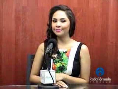 Entrevista a Carla Regina Peralta Leyva, Embajadora de Jalpa de Méndez 2014