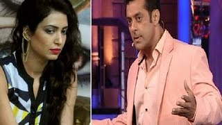Bigg Boss 8 Day 84: Weekend Ka Vaar : Salman Insults Karishma,Storms Out Of Stage - THECINECURRY