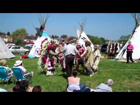 American Indian Snake Dance Inwood Park 2008 - VidoEmo - Emotional