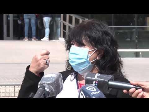 CORONAVIRUS: REALIZAN TESTEOS R�PIDOS AL PERSONAL DE SALUD