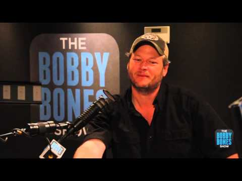 Blake Shelton Interview Pt 1