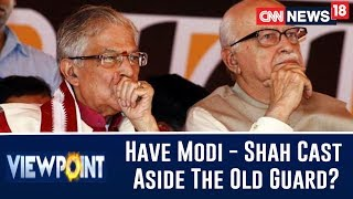 Can There Ever Be A 'Retirement Age' In Electoral Politics? | Viewpoint With Bhupendra Chaubey - IBNLIVE