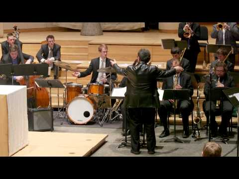 On the Road with the Eastman Jazz Ensemble