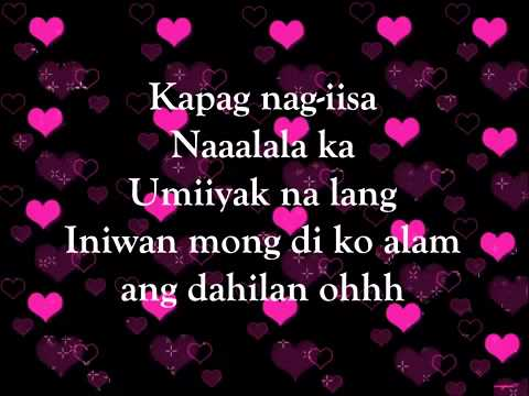 sana'y magbalik   jovit baldivino HD Lyric Video