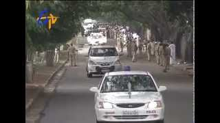 Jayalalithaa Released from Jail after 21 days, Supporters Celebrate - ETV2INDIA