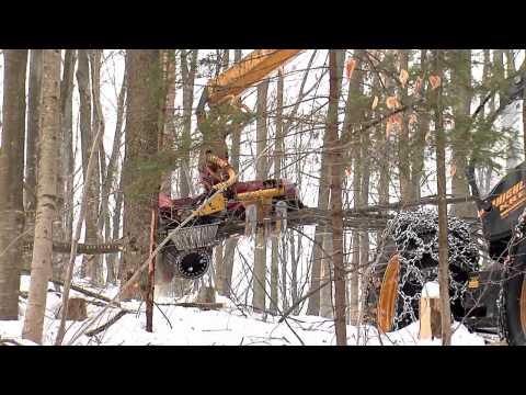 Highlander - an efficient wheel harvester