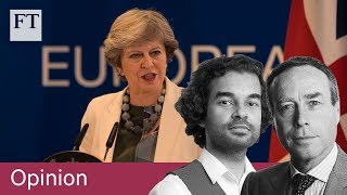 A Brexit deal that rescues Theresa May | Opinion - FINANCIALTIMESVIDEOS