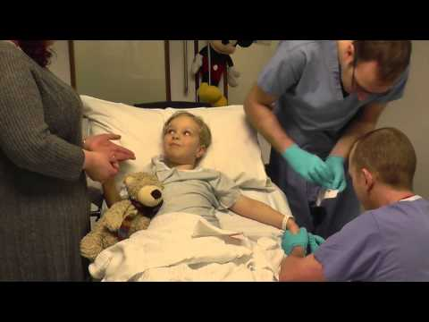 My General Anaesthetic: What's Going To Happen? Mickey's Story - Kidderminster Treatment Centre