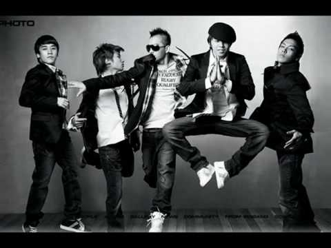 Big Bang - Until Whenever (with eng lyrics)