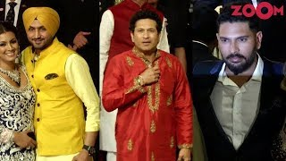 Famous Sports celebrities at Isha Ambani & Anand Piramal's Wedding reception in Mumbai - ZOOMDEKHO