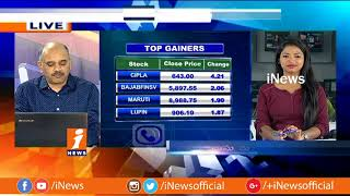 Bank NIFTY and NIFTY Trade in Opposite Directions | Money Money (06-07-2018) | iNews - INEWS