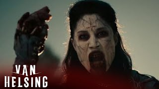 VAN HELSING | Season 3, Episode 7: The End Is in Denver | SYFY - SYFY