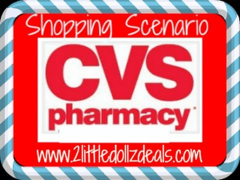 CVS Shopping Scenario How to Shop with Coupons 4/13/14 to 4/19/14