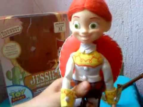 Toy Story Collection Jessie La vaquerita que canta Review en español
