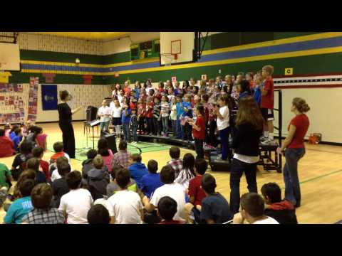 Veterans Day  Choir Performance
